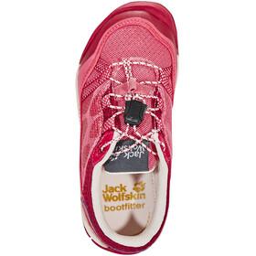 Jack Wolfskin Jungle Gym - Chaussures Enfant - rose